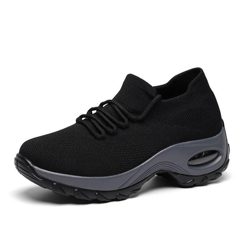 Black Sock Sneakers