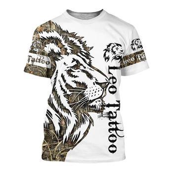 Viking symbol-odin Tattoo 3D Printed men t shirt hip hop Fashion Short sleeve summer streetwear Unisex tshirt tops style-03 1