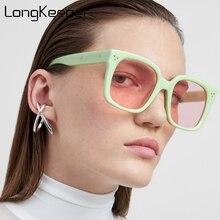 2020 New Square Sunglasses Women Brand Designer Retro Fashio