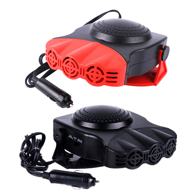 Air Heating Fan Ideal for Warming your Transport During Winter Ski Trips