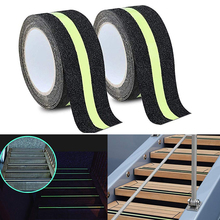 Luminous Tape Safety Grip Tape Strong Adhesive Safety Traction Tape PVC Warning Tape Stairs Floor Anti-slip Indoor