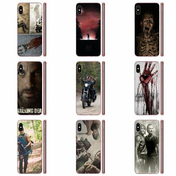 Darly Dixon The Walking Dead Zombies TPU Phone Cover Case Coque For Xiaomi Redmi Note 2 3 3S 4 4A 4X 5 5A 6 6A Pro Plus image