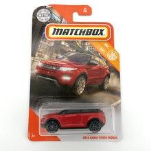 2020 Matchbox Car 1:64 Sports car 2014 RANGE ROVER EVOQUE Metal Material Body Race Car Collection Alloy Car Gift