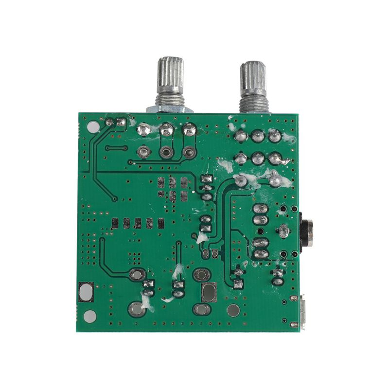Amplifier Board Channel 2.1 5V 20W Mini Digital Stereo Audio Boards Module Plate AMP Board DC 5V T0318 image