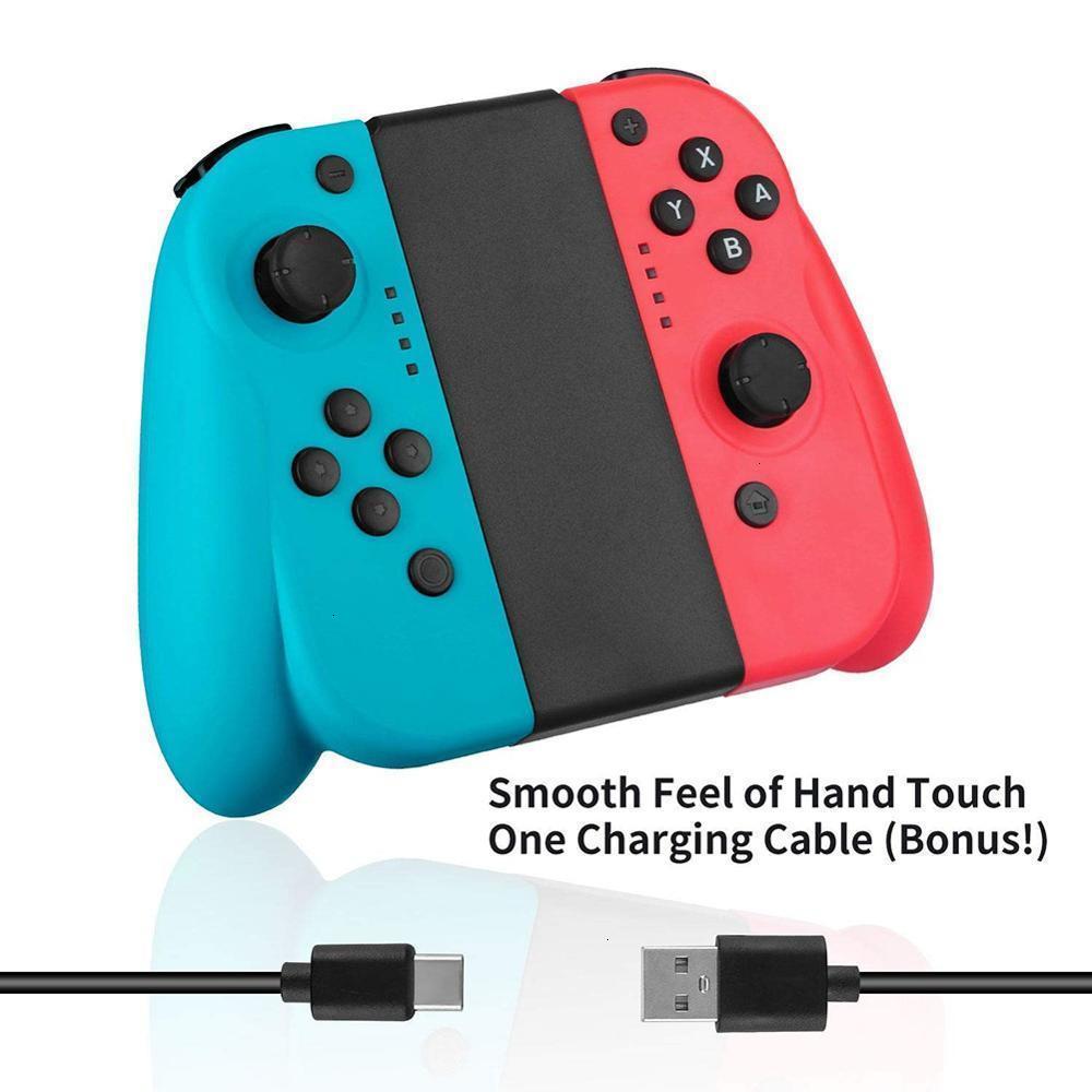 Drahtlose Bluetooth Spiel Controller für Nintend Schalter Links Rechts Freude Griff Grip con Spiel Controller Gamepad für Nintend Schalter