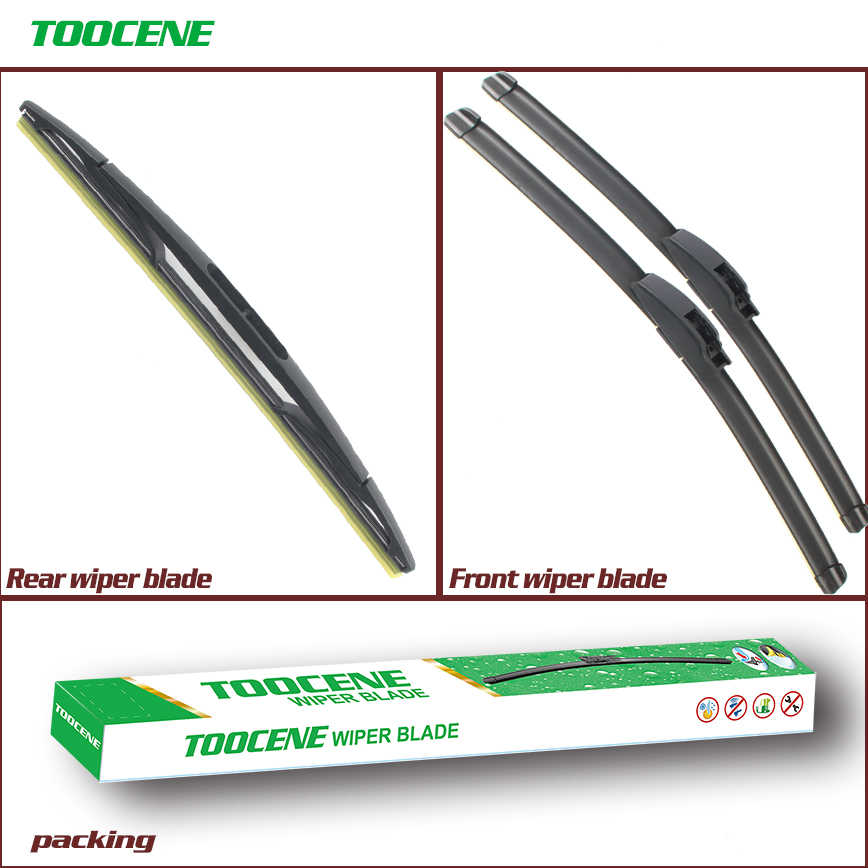 Front And Rear Wiper Blades For Opel Astra J 2009 2015