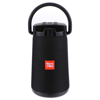 TG138 Bluetooth speaker portable outdoor waterproof  stereo wireless subwoofer   support FM radio TF card AUX wireless bluetooth speaker sc208 computer mini dual speaker portable small stereo car subwoofer support tf card usb disk
