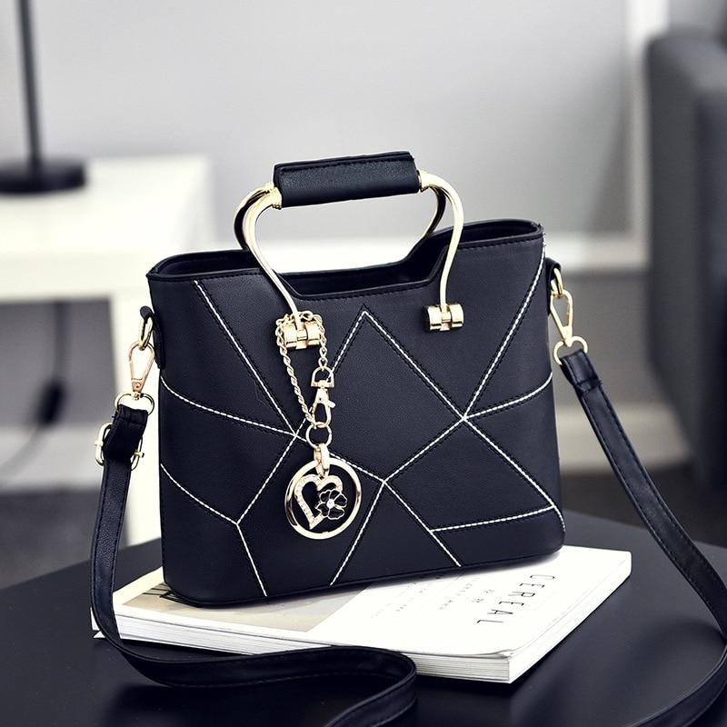 SDRUIAO Messenger Bag For Women 2019 Ladies' PU Leather Handbags Luxury Quality Female Shoulder Bags Famous Women Designer Bags