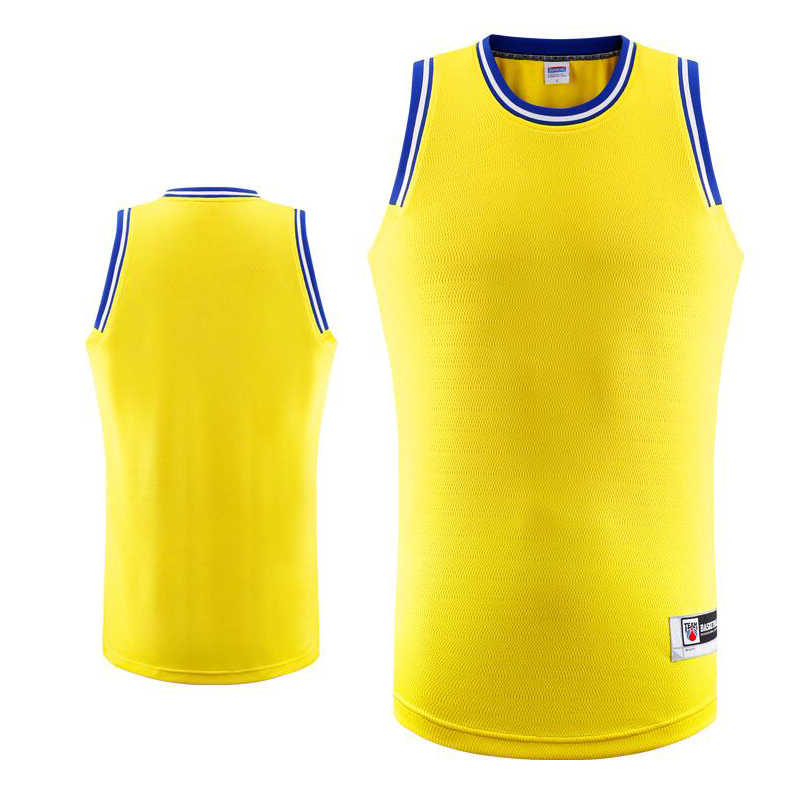 SANHENG ชายการแข่งขันบาสเกตบอล Jerseys Quick DRY Breathable กีฬาบาสเกตบอลที่กำหนดเองเสื้อ 302A