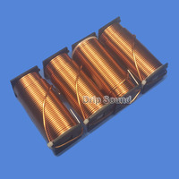 1pcs 2.0mm 3.8mH 5.6mH Speaker Crossover Audio Amplifier Inductor 4N Oxygen Free Copper Wire Coil #Copper