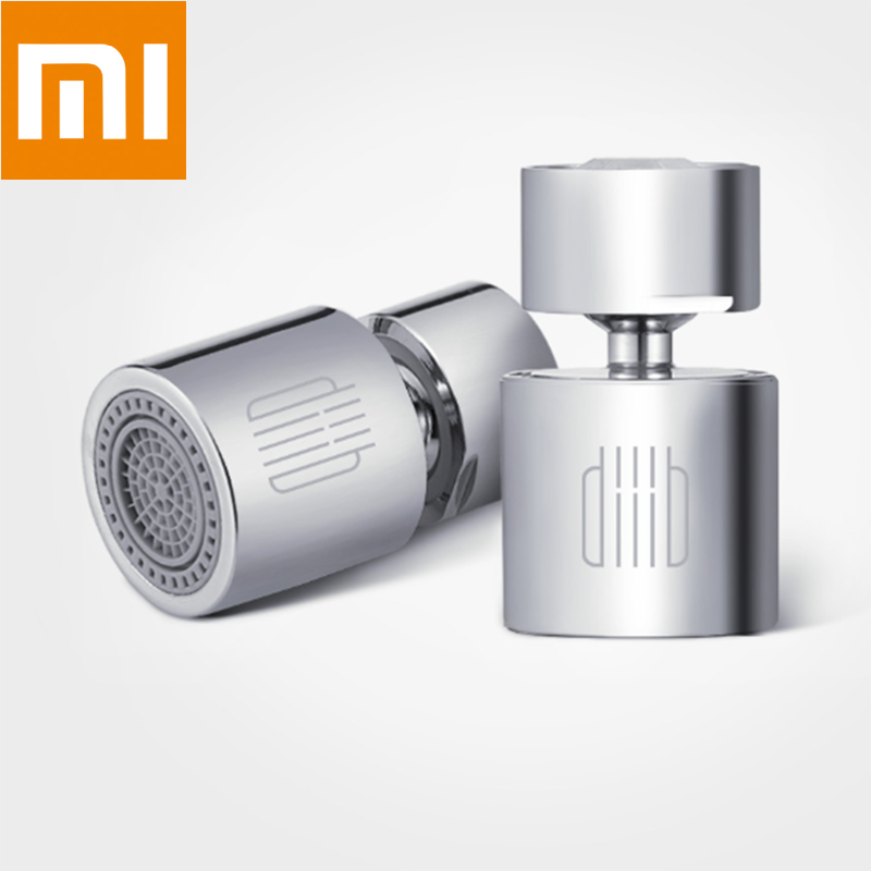 Xiaomi Mijia Dabai 2 Modes Water Saving Faucet Aerator Water Tap Nozzle Filter Splash-proof Faucets Bubbler For Kitchen Bathroom