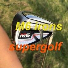 Mới TM Golf Sắt M6 Bàn Ủi (4 5 6 7 8 9 P S) với KBS Tour 90 Cứng Trục 8 Chiếc Gậy Golf