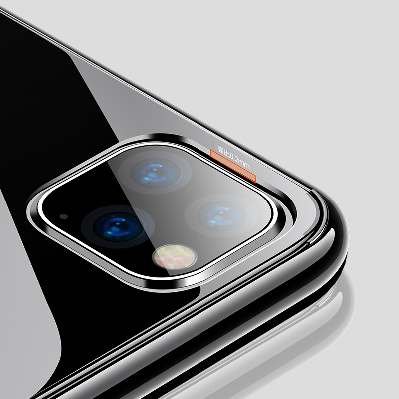 Image 4 - Felkin Clear Silicone Phone Case for iPhone 11 Pro Max Xr X XS Max 5 6 7 8 Plus Soft TPU Phone Case for iPhone 11 Pro Xr XS Max-in Fitted Cases from Cellphones & Telecommunications
