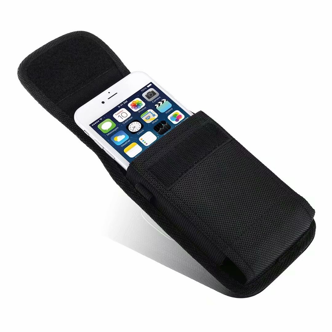 Oxford Outdoor Sport <font><b>Belt</b></font> Clip Waist Bag Mobile Phone <font><b>Case</b></font> for <font><b>IPhone</b></font> <font><b>XR</b></font> High Quality Phone <font><b>Case</b></font> for <font><b>IPhone</b></font> Xs Max 6 7 8 7p 8p image