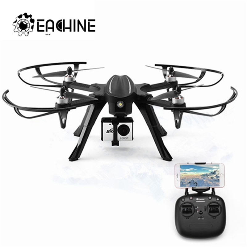 Eachine EX2H Brushless WiFi FPV With 1080P HD Camera Altitude Hold RC Drone Quadcopter RTF