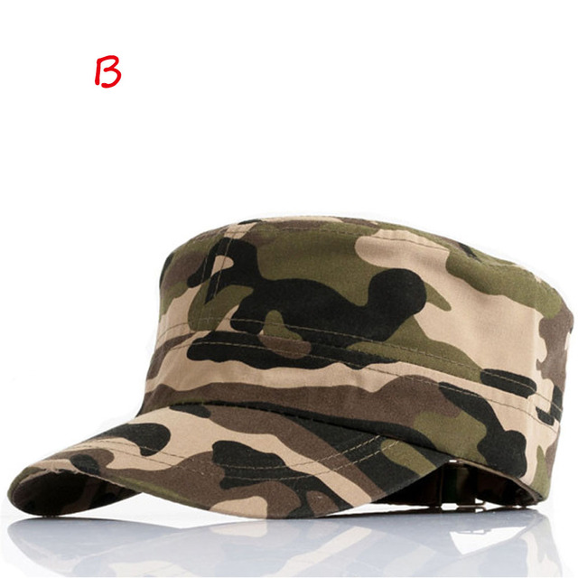 Men Camouflage  Baseball Cap Army Sun Hat Military Tactics Hunting Outdoor