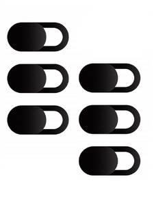 Magnet-Slider Webcam-Cover Privacy-Sticker Camera Laptop Mobile-Phone Shutter for PC
