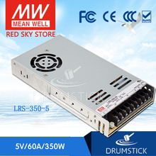 цена на (Ship from Spain) MEAN WELL LRS-350-5 5V 60A meanwell LRS-350 5V 300W Single Output Switching Power Supply