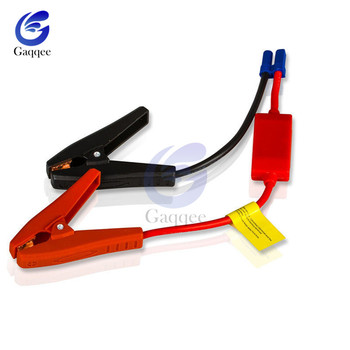 Booster Clamp Cable For Car Battery Connection Jumper Jump Start Prevent Reverse Charge Plug Connector Emergency Lead Cable image