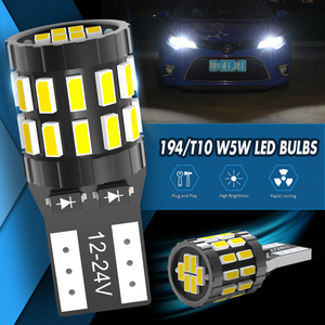 Image 5 - 10pcs T10 W5W Led Car Canbus Light Bulbs For BMW E46 F20 F30 X3 X4 X5 X6 Z1 Z4 Z3 M3 Interior Reading Parking Lights No Error