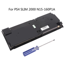 N15 160P1A Power Supply Unit Battery Adapter Replacement for PS4 Slim 2000 Model R9CB