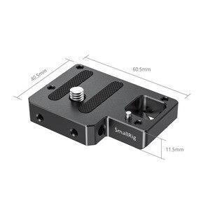 Image 3 - 시그마 fp 카메라 용 SmallRig 하단 플레이트 Arca 또는 Manfrotto 카메라 플레이트 2673 를 부착하는 퀵 릴리스 플레이트