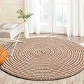 Вязаные круглые коврики для салона, компьютерное кресло, Йога, коврик для детской комнаты, коврик для ног, четки