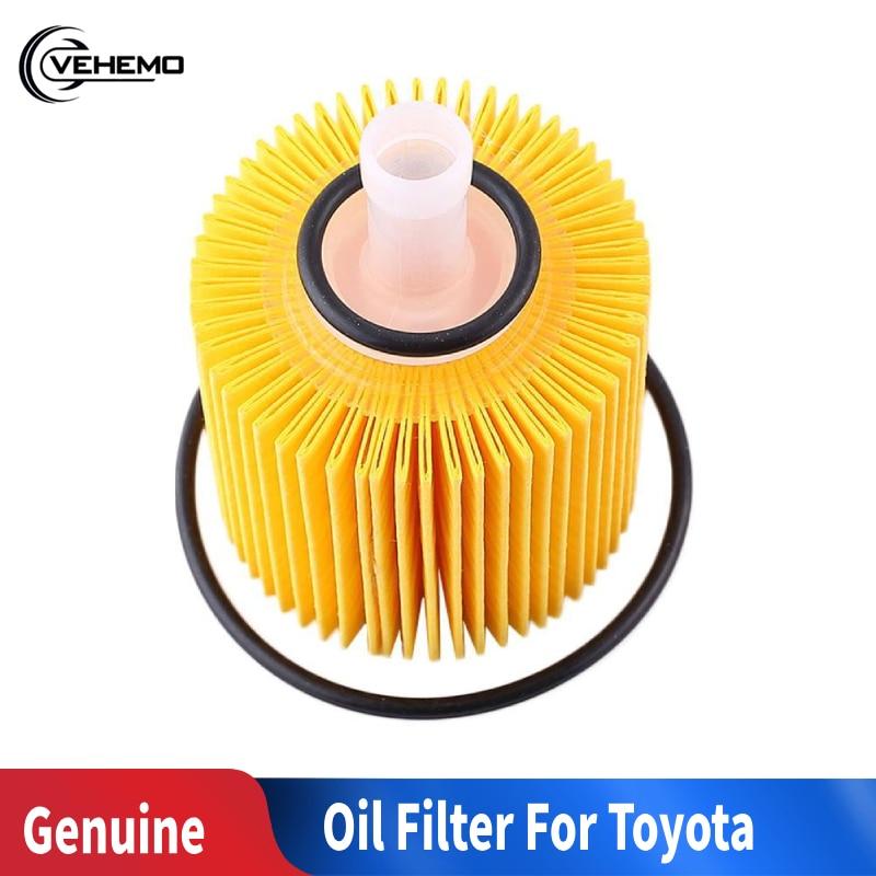 Vehemo For Toyota Corolla Prius Genuine Oem Oil Petrol Filters 04152 Yzza6 Pack Kit For Matrix Lexus Ct200h Scion High Quality Aliexpress Com Imall Com