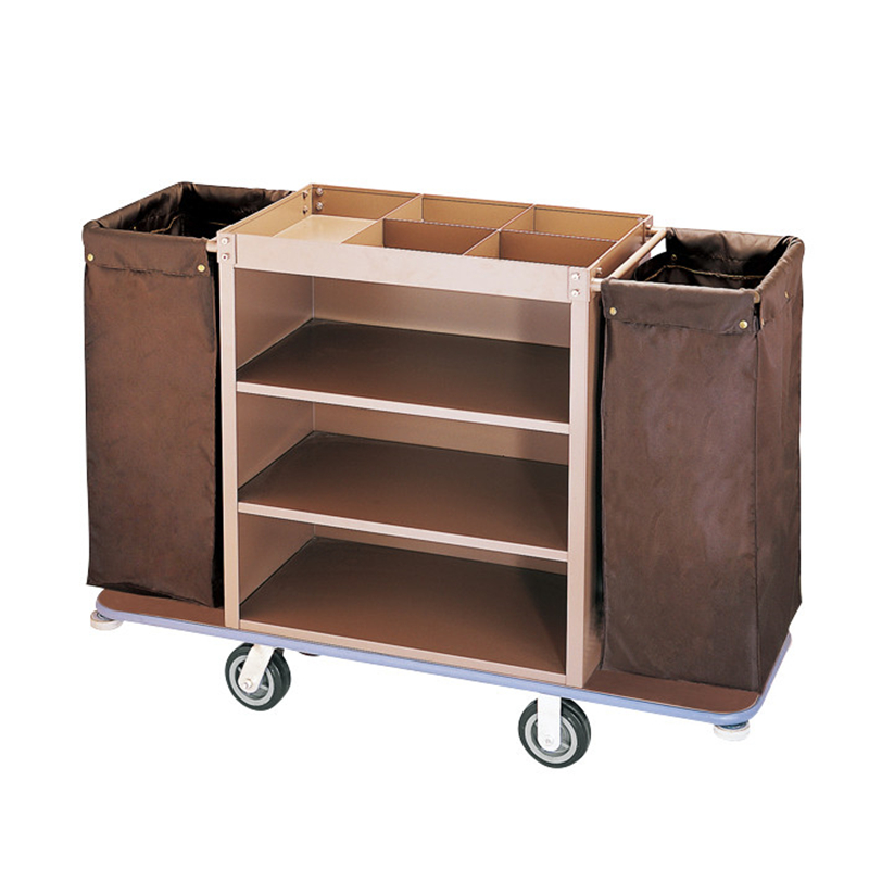 Hotel Bilateral Room Work Car Take Nabu Grass Cart Rv Cart Hotel Cleaning Service Cart Package Mail