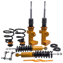 CoilOvers Suspension Kit for Mercedes Benz W203 C230 C240 C3200 2001 2007 Coilover Shock Absorber Strut