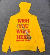 Travis Scott Astroworld Festival Hoodies Women Men Stranger Things Kanye West Wish You Here Billie Eilish ASTROWORLD