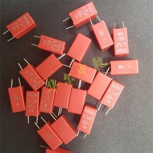 Image 2 - 10PCS NEW RED WIMA MKS2 4.7UF 63VDC 475/63V PCM5 hot sale 4700nf 4.7u 63v MKS2C044701M00JSSD