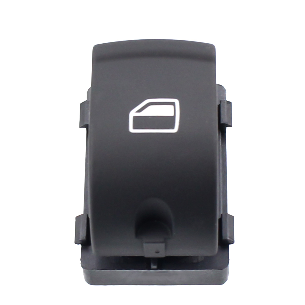 Single Electronic Power Window Control Switch Button For Audi A3 Sportback A6 A6 Avant Q7 2004 - 2015 4F0 959 855A 855 image