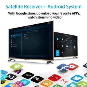 Image 3 - Decodificatore satellitare della scatola TV del ricevitore TV di 2GB 16GB del ricevitore TV di android 6.0 di ISDBT Amlogic S905D di DVB S2 del ricevitore di GTmedia GTC DVB C