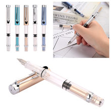 9 Цвет Палочки 05 мм прозрачный перьевая ручка подпись подарочные