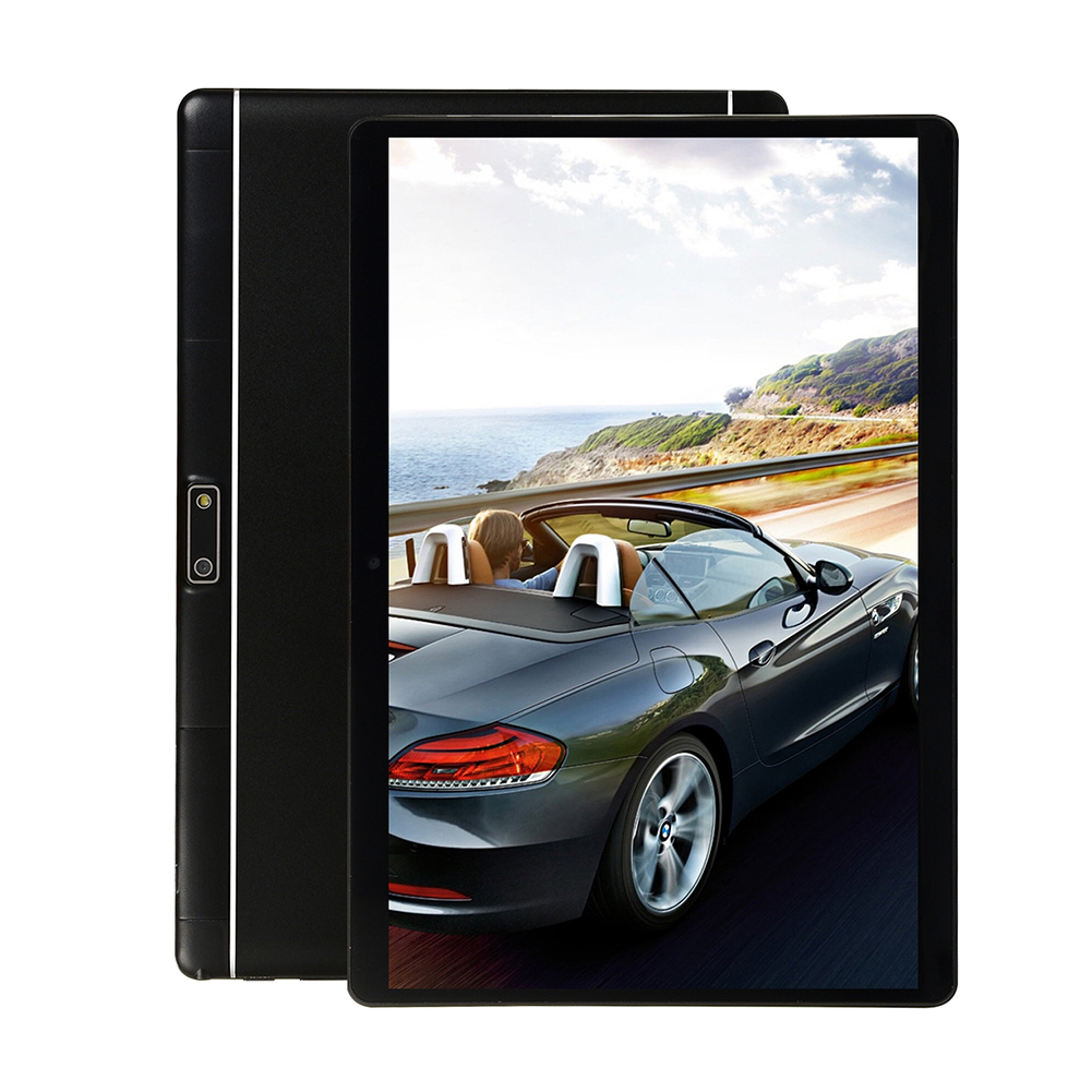 10.1 Inch Tablet PC Color Screen Smart For Android Kids Adults HD GPS Bluetooth Dual Camera Portable Rechargeable WIFI Quad Core