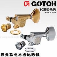 Gotoh (Baby 510) SGi510 Guitar Machine Head, 3L 3R or 6 in Line