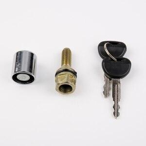 Image 4 - بينيكار قفل الإطارات الاحتياطية مع مفتاح OEM لميتسوبيشي باجيرو/مونتيرو 1990 1999