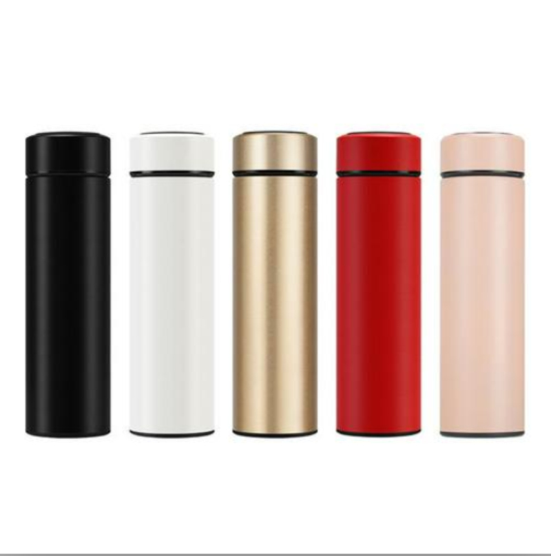 500ml Stainless Steel Vacuum Bottle With Intelligent Temperature Display 5