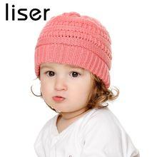 Детские шапки для зимы и осени вязаные мягкие эластичные подходят