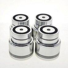 1 ensemble D53 * H58 haute qualité Isolation sonore pic Maglev pieds audio support tapis HIFI