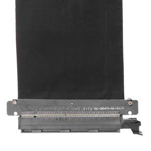 Image 5 - Câble dextension PCI Express 16x Flexible haute vitesse 24cm, adaptateur de Port, carte graphique Riser, carte vidéo pour IPC chassi