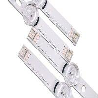 """עבור lg innotek ד רצועת LED אחורית עבור LG 49LB620V Innotek ד.ר.ת 3.0 49"""" 49LB552 49LB629V 6916l-1788A 6916l-1789A 49LF620V 49UF6430 6916L-1944A (4)"""