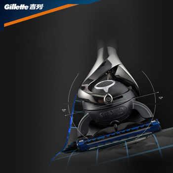 Gillette Fusion 5 PROGLIDE Razors for Men Cassette for Shaving Shaving Blades Machine for Shaver Metal Razors No Base