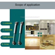 Furniture Hinge Kitchen Cabinet Door Lift Pneumatic Support Hydraulic Gas Spring Stay Hold HY99