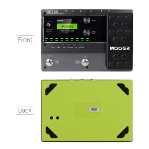 Image 2 - MOOER GE150 guitar pedal Amp Modelling & Multi Effects Pedal 55 Amplifier Models guitar pedal guitar accessories MOOER pedal