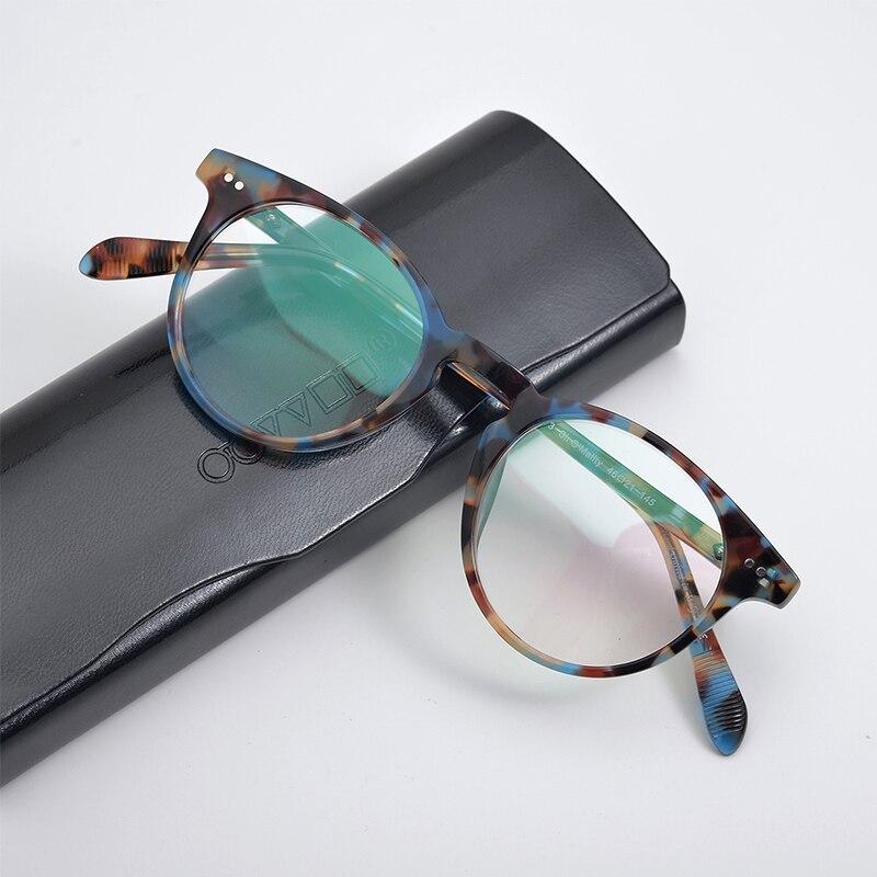 Sir O'malley OV5256  Round Eye Glasses  Frame Women  Round Glasses  Myopia Glasses  Computer Glasses  Prescription Glasses Men