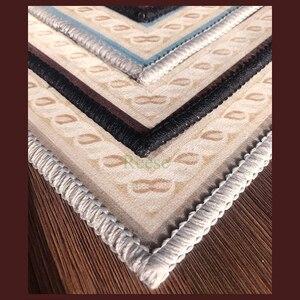 Image 5 -  Hot Koop Moderne 3d Japanse Stijl Houten Vloer Tapijt Voor Woonkamer Antislip Antifouling Tapijt Voor slaapkamer Parlor Fabriek