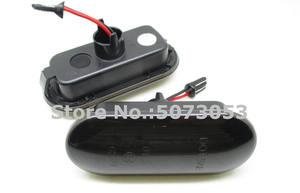 Image 5 - 2PCS Led Dynamic Side Marker Turn Signal indicator Light Sequential Blinker for VW Bora Golf 3 4 Passat Vento T5 Polo SB6 Sharan