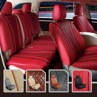 BOOST For Honda Crv 2001 Automobile cover RD5 Car seat cover Complete set 5 Seats Right Rudder Driving